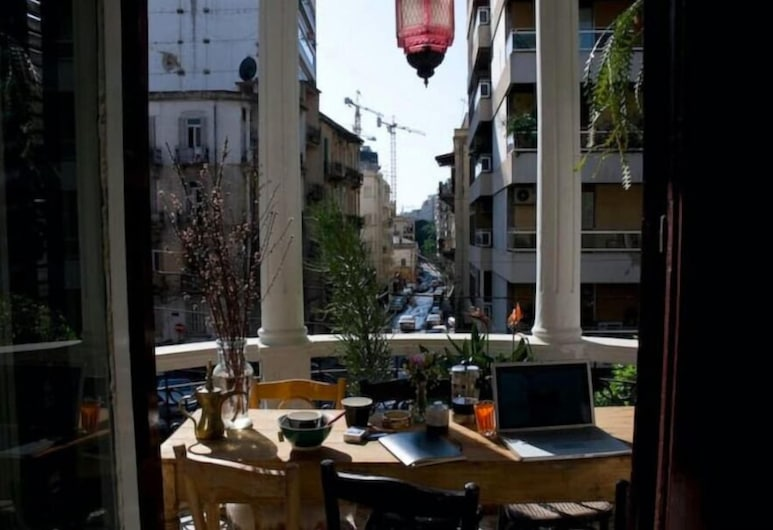 Hayete Guesthouse, Beirut, Terrasse/Patio