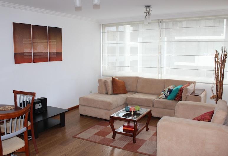 Homevoyage Suite, Quito, Living Area