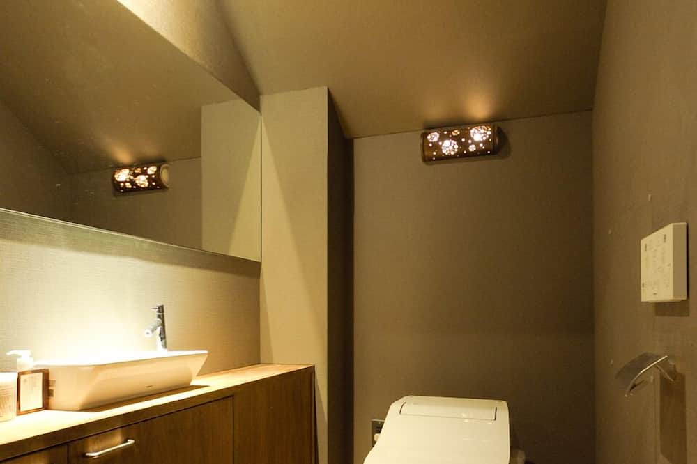 Habitación cuádruple (Bunk Bed) - Baño