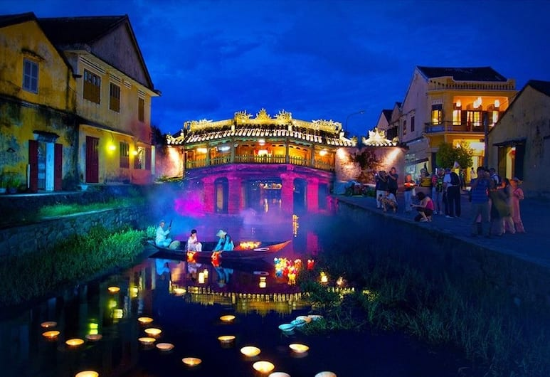 Trendy life villa, Hoi An, View from Hotel