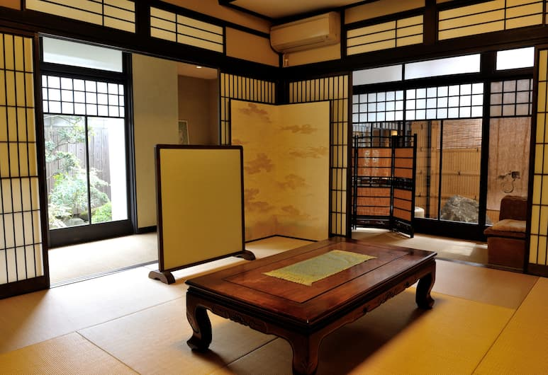 Yadoya Nishijinso, Kyoto, Japanese Style Room for 3 Guests, Guest Room