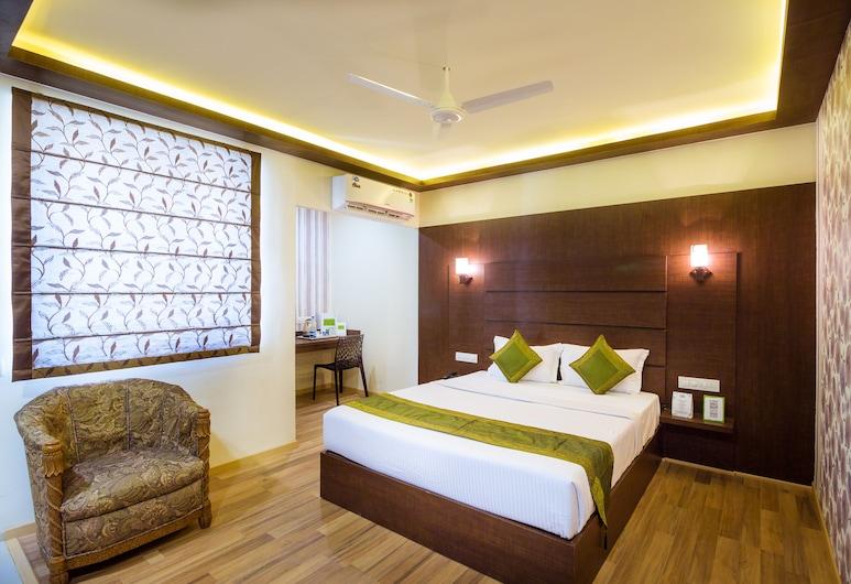 Treebo Trip Arastu Inn, Hyderabad, Deluxe Room, Guest Room