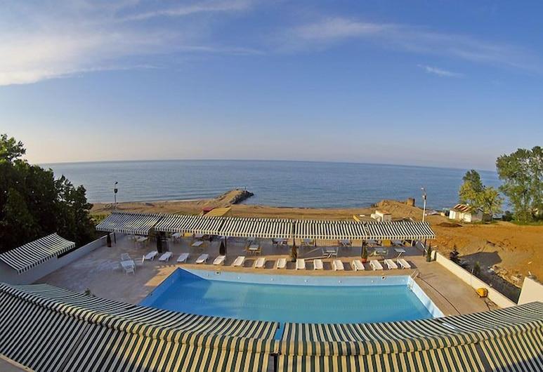 Mora Hotel, טראבזון, נוף מהמלון