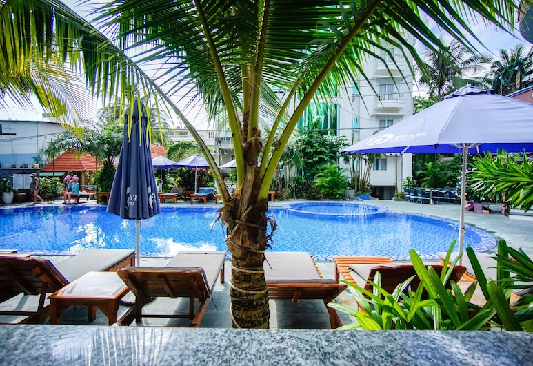 Brenta Phu Quoc, Phu Quoc, Suite, Pool View, Guest Room View