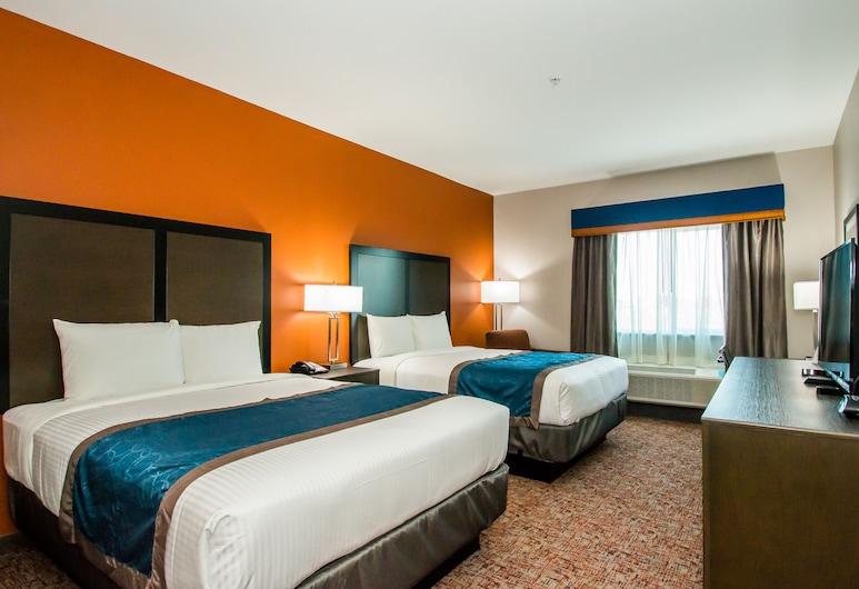 Executive Inn Fort Worth West, Fort Worth, Doppia Executive, 1 camera da letto, Camera
