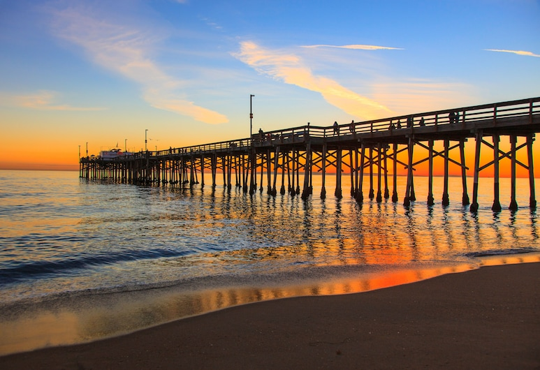 5408 Seashore A Bchl 2 Bedroom Duplex, Newport Beach, Dubleks, 2 Yatak Odası, Plaj