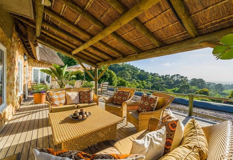 Ikhaya Safari Lodge, Κέιπ Τάουν, Μπαλκόνι