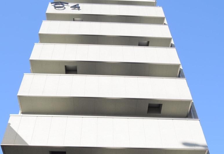 04Village NAMBA - Hostel, Osaka, Pohľad na hotel