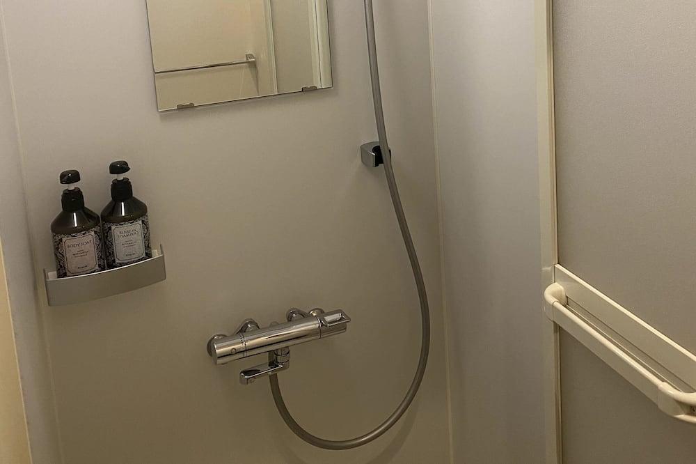 Chambre (Private Room for 4 Guests) - Salle de bain
