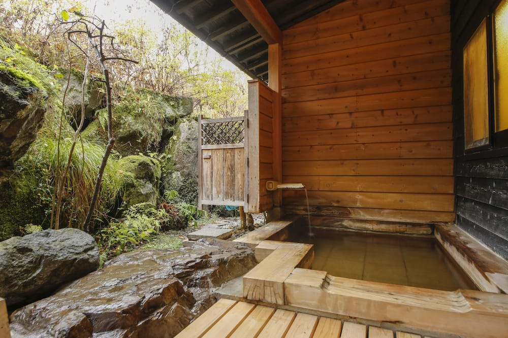 Maisonette Room, New Building, Private Open Air Bath - Bathroom Amenities