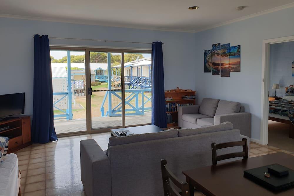 Villa Standard, 1 chambre, accessible aux personnes à mobilité réduite - Coin séjour