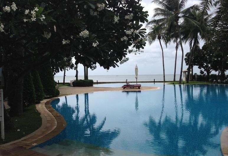 朗塞別墅酒店, Hua Hin, 室外泳池