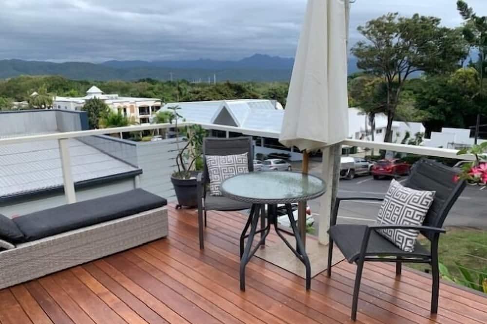 Cottage luna di miele, 1 camera da letto, vista montagna - Terrazza/Patio