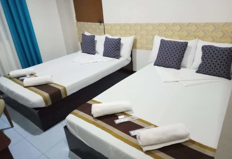 La Kwatza Inn, Legazpi, Familierom, Gjesterom
