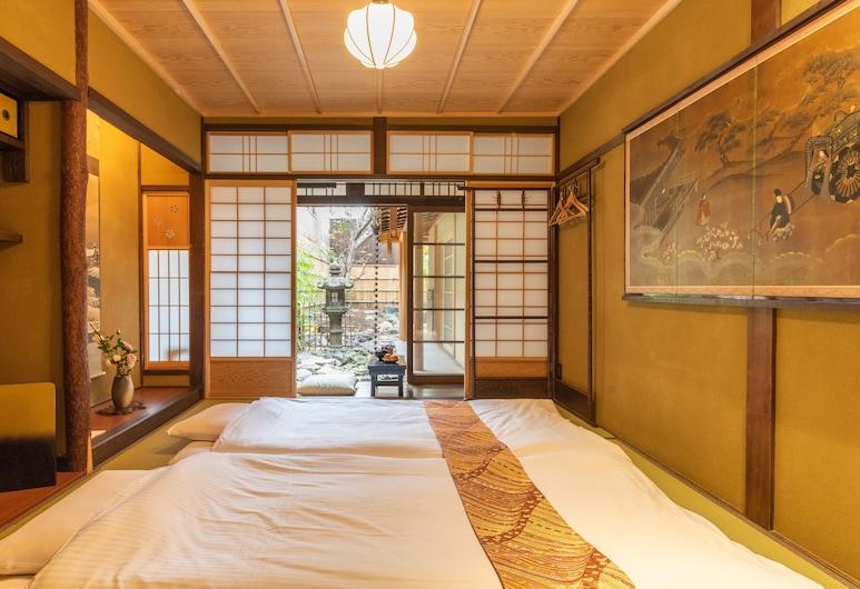 쿠모 마치야 시조, Kyoto, 트래디셔널 빌라, 침실 3개, 객실