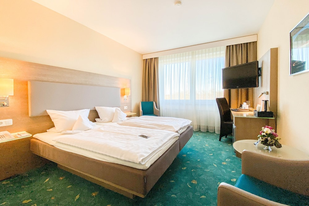 Comfort-Doppelzimmer zur Einzelnutzung - Wohnbereich