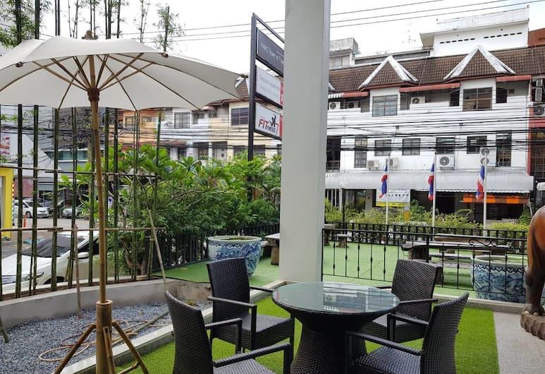 타운 인 타운 가든 리조트, 방콕, 테라스/파티오