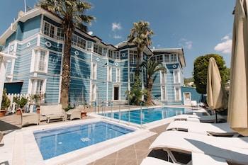 Gambar Melrose Viewpoint Hotel di Pamukkale