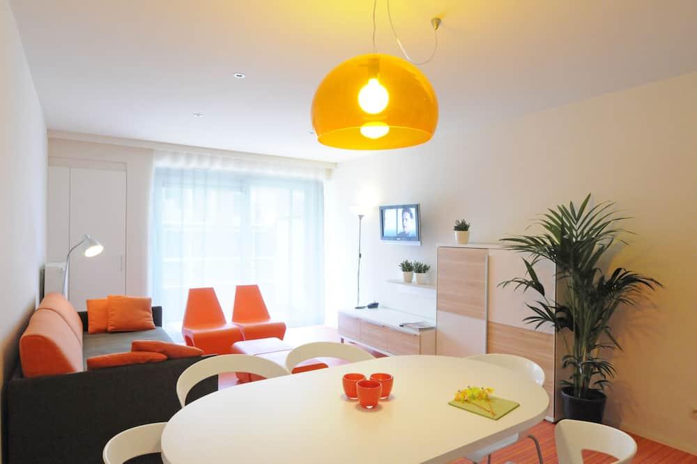 Departamento (4) - Sala de estar