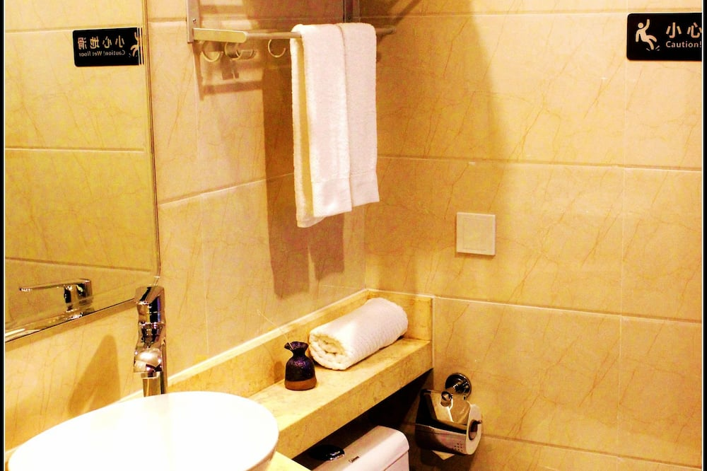 Camera Deluxe, 1 letto queen - Bagno