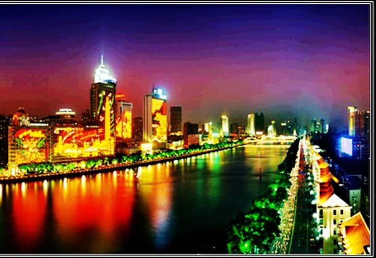 GuangZhou Shan Dong Building LuYue Hotel, Guangzhou, Bahagian Luar