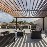 Appartamento familiare, cucina, sul cortile - Terrazza/Patio