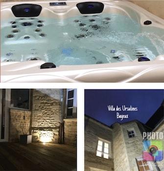 Fotografia hotela (Villa des Ursulines) v meste Bayeux