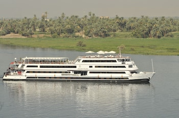 "Foto van MS Alexander The Great,Luxor-Aswan ""4 Night Cruise""Sat-Wed in Luxor"