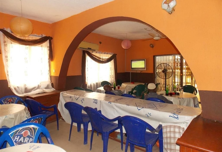 瓦索比亞廣場飯店 - 別館, 拉各斯, 大廳