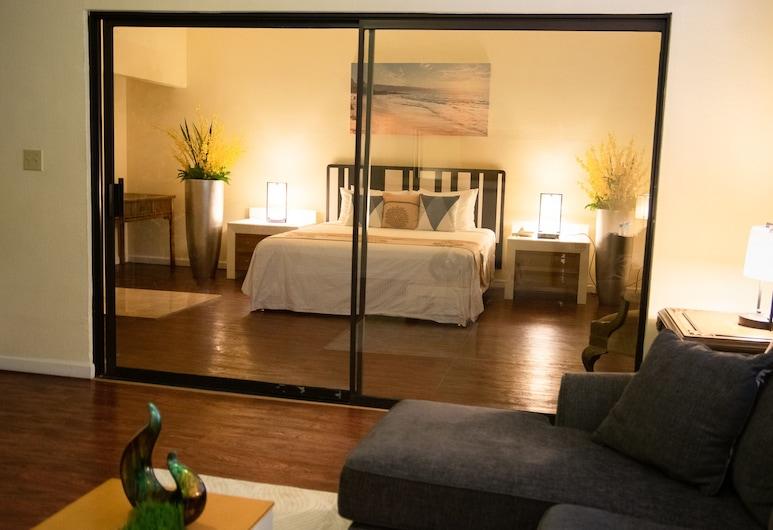 원 퍼시픽 호텔, 타무닝, 스위트, 침실 1개, 객실