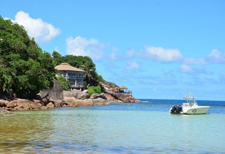 Villa Anse La Blague, Ile Praslin, Plage