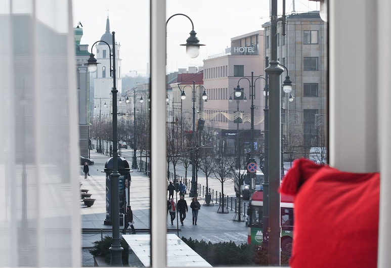 15th Avenue Hotel, Vilnius, Classic Double or Twin Room, Guest Room View
