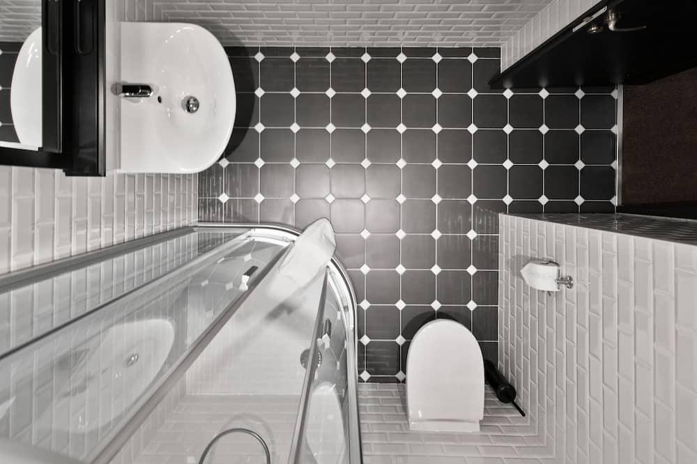 經典雙人或雙床房 - 浴室