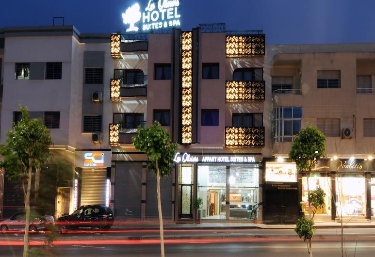 Aparthotel Les Oliviers Suites & Spa, Fes, Frente do imóvel