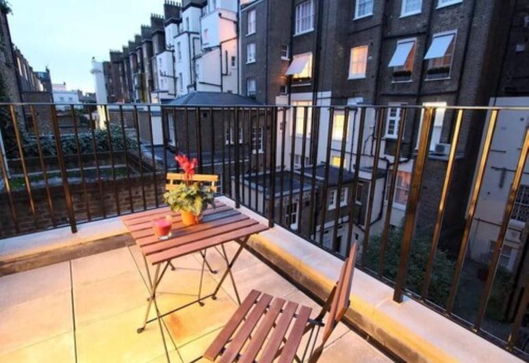 Bestroom Studios, London, Deluxe Studio, Ensuite (Maisonette Studio 9), Terrace/Patio
