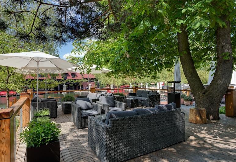 STRANDHAUS - Boutique Resort & Spa, Lübben (Spreewald), Terrace/Patio