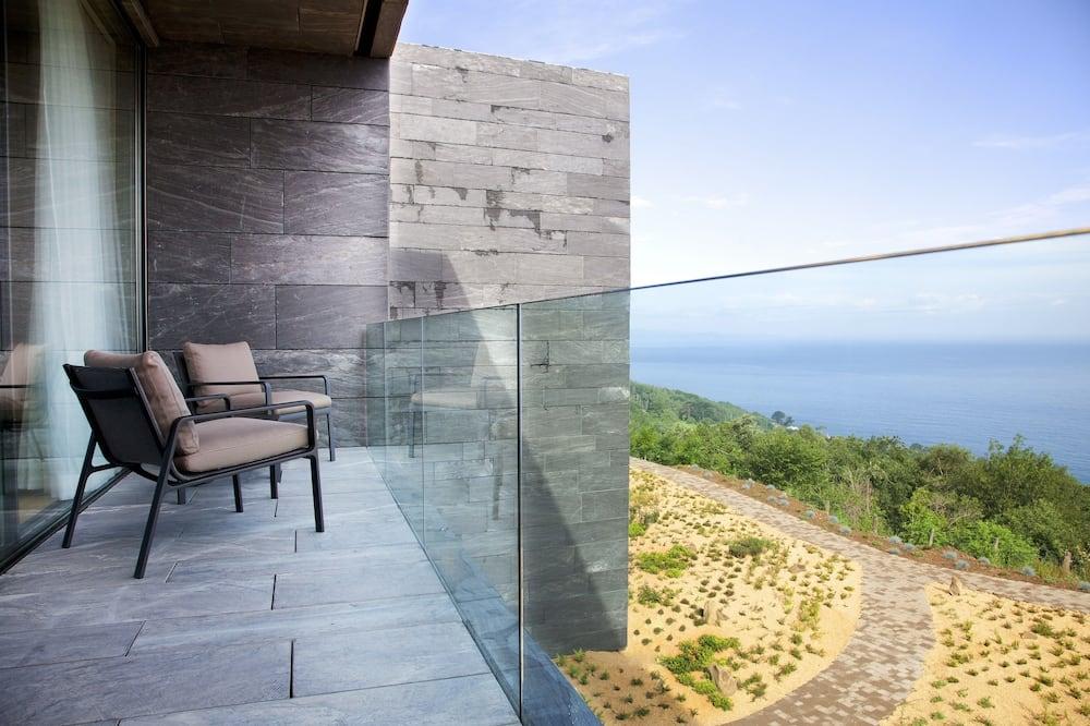 Standard Double Room, Terrace, Sea View - Balcony