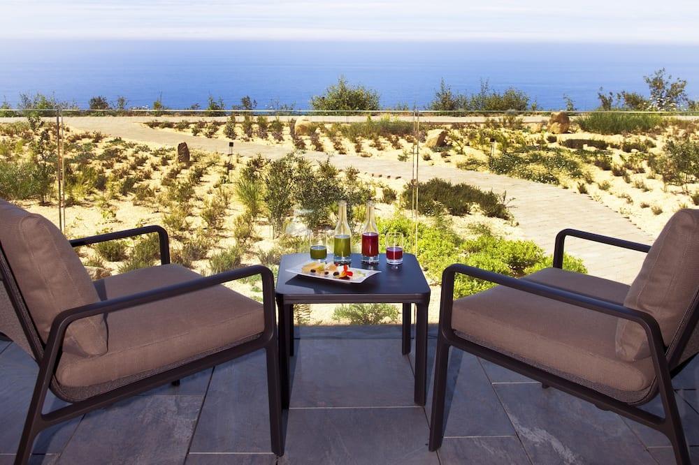 Standard Double Room, Terrace, Sea View - Beach/Ocean View