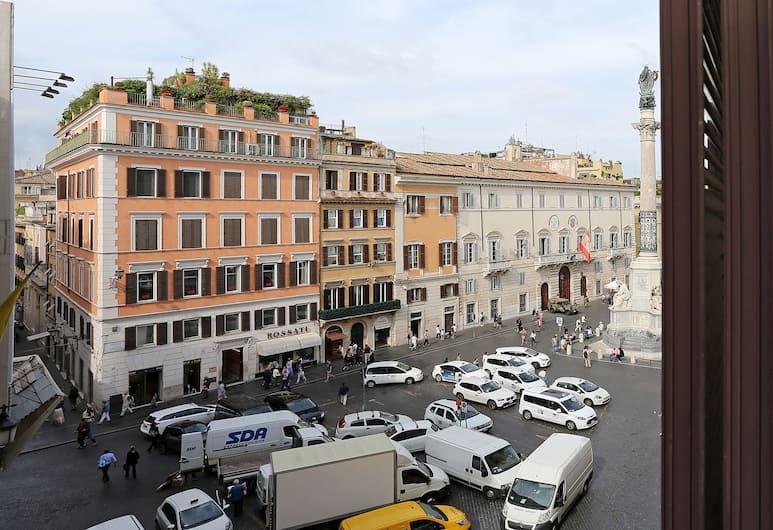 西班牙藝術套房 - 達普勒斯精選酒店, 羅馬, 酒店景觀