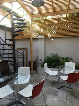 Foto di La Sastreria Hotel Boutique a Santiago