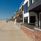 Nhà Duplex, 2 phòng ngủ - Bãi biển