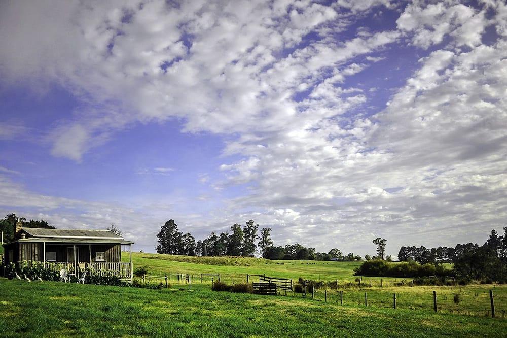 Casa de campo, vista al valle - Habitación