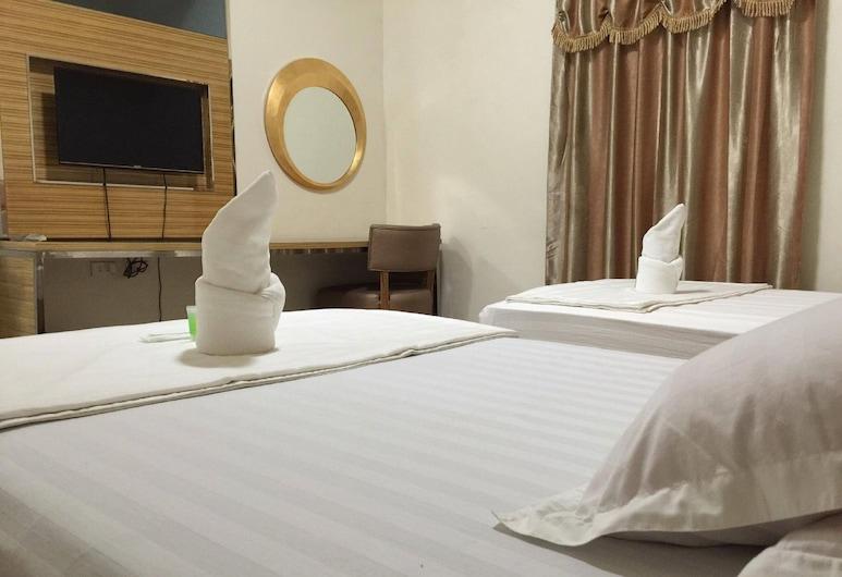 Meaco Hotel-Solano, Solano, Deluxe Twin Room, Guest Room