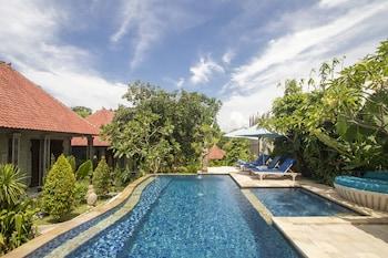 Gambar Warisan Villa di Pulau Lembongan
