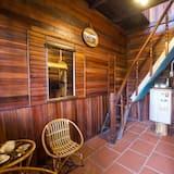 家庭單棟小屋, 2 張加大雙人床 - 客廳