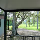 Namiņš (Open Plan with Internal Ensuite) - Balkons