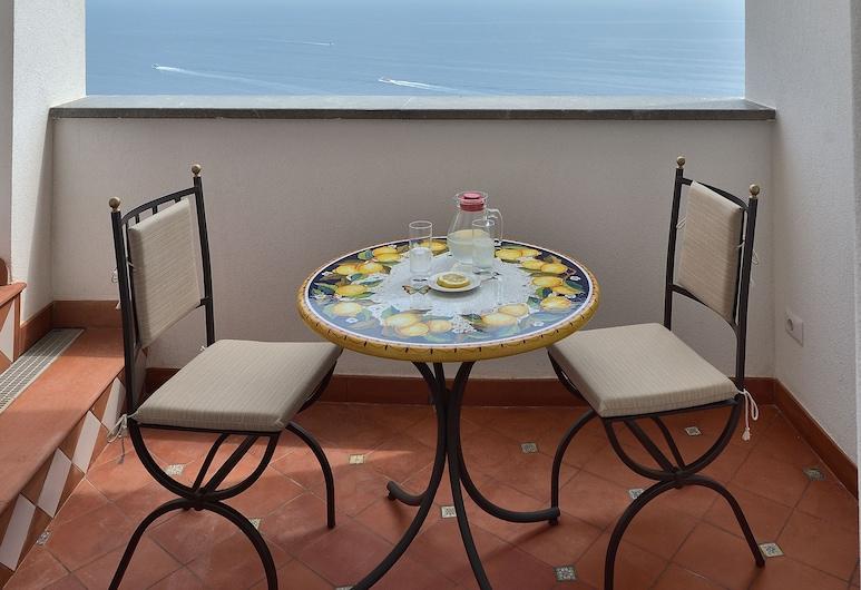 Albadamare Boutique Hotel, Praiano, Junior Suite, Terrace, Sea View (Elite), Bilik Tamu