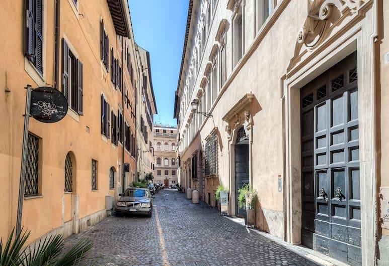Navona Inn Apartments, Rom, Exteriör