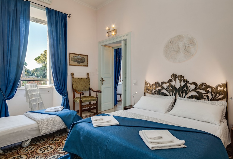 Otium Mecenatis Apartments, Rím, Apartmán, 1 spálňa, Izba