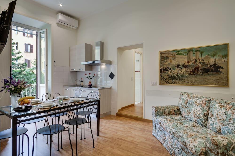 Διαμέρισμα, 2 Υπνοδωμάτια, Μπαλκόνι - Περιοχή καθιστικού